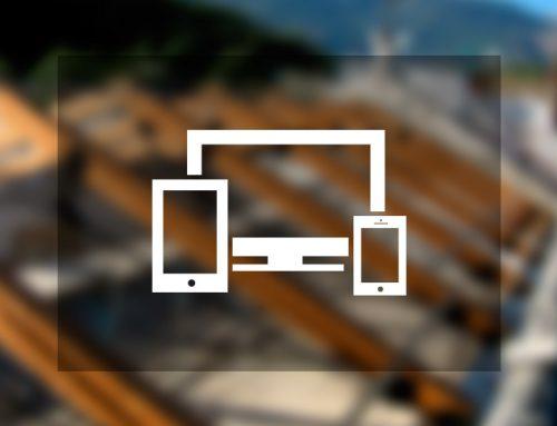 Un nuovo concept di comunicazione e un sito visibile da ogni device