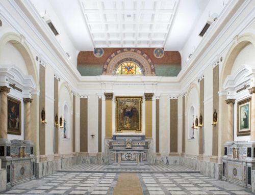 Il restauro di Santa Maria dei Fiori a Isola Liri
