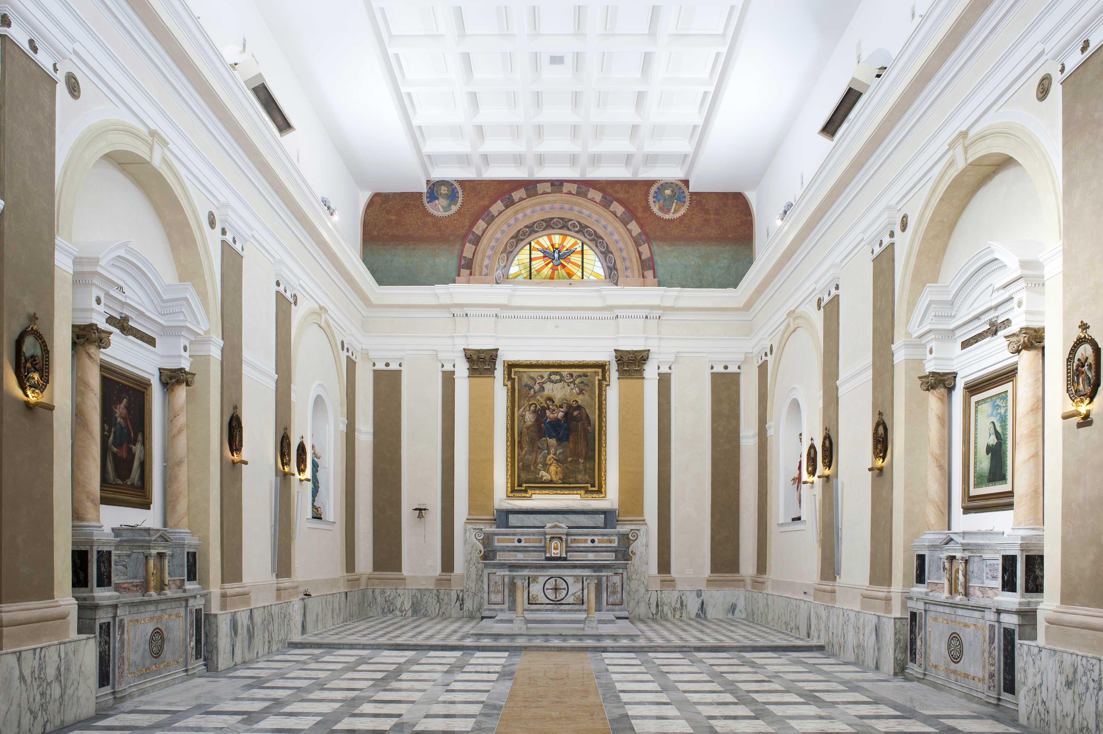 Santa Maria dei Fiori interno