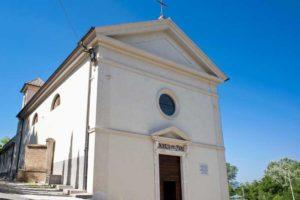 Chiesa facciata principale